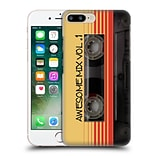 OFFICIAL NICKLAS GUSTAFSSON RETRO VINTAGE Awesome Mix Vol. 1 Hard Back Case for Apple iPhone 7 Plus