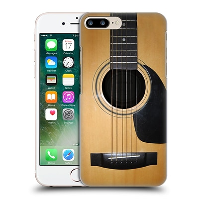 OFFICIAL NICKLAS GUSTAFSSON RETRO VINTAGE Guitar Hard Back Case for Apple iPhone 7 Plus