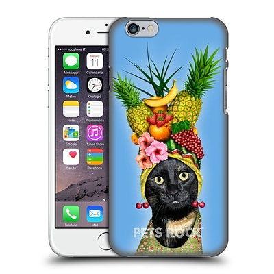 OFFICIAL PETS ROCK MUSICIANS Fruit Hard Back Case for Apple iPhone 6 / 6s