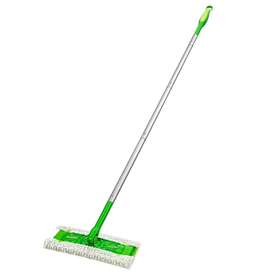 Swiffer Sweeper Cloth Dust Mop, White (09060)