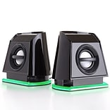 GOgroove 2MX LED Computer Speakers (4748052)