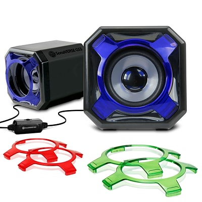 GOgroove USB Powered Computer Speakers (4601692)