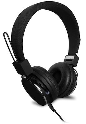 Alpha Digital RH301 B Children Safe Hearing Headphone (Black)
