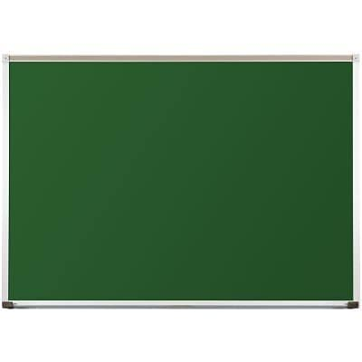 Best-Rite Green Porcelain Steel Chalkboards with Deluxe Aluminum Trim, 4 x 10 Feet (104AK-20)