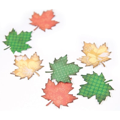 EK Success E5430157 Large Punch-Maple Leaf, 2.25