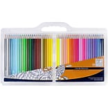 Pro Art 33307250 Pro Art Color Pencil Set Clam Pack 50/Pkg-Assorted Colors
