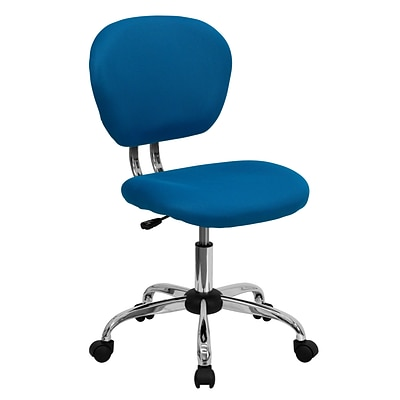 Flash Furniture Mesh Task Chairs With Chrome Base (H2376FTUR)