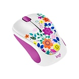 Logitech Design Collection 910-005839 Wireless Optical Mouse, Spring Meadow