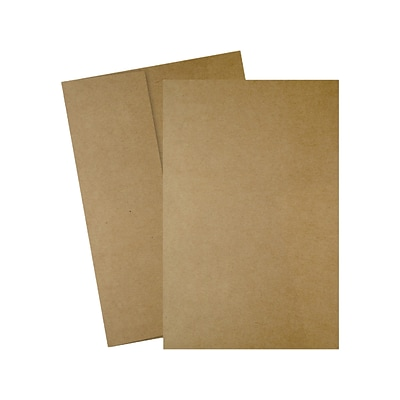 Great Papers! Everyday Stationery Kit, Kraft, 50/Pack (2020016)