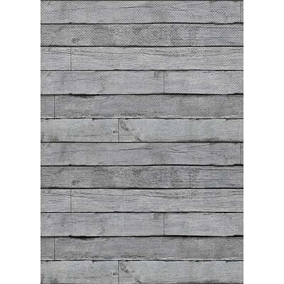 Teacher Created Resources Better Than Paper Bulletin Board Paper Roll, Gray Wood, 4-Pack (TCR32353)