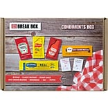 Break Box Condiment Box, 515/Pack (700-00074)