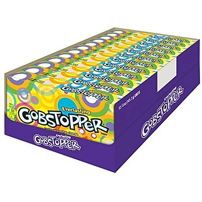 Nestle Gobstoppers, Assorted Flavors, 5 oz. Box, 12/Boxes (209-00168)
