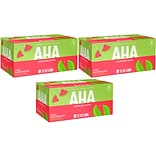 AHA Lime + Watermelon Sparkling Water, 12 Fl. Oz., 24/Pack (157376)