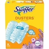 Swiffer Dusters Multi-Surface Blend Refills, Febreze Lavender Scent, Blue, 18/Box (99037)