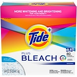Tide Plus Original Detergent Powder, 144 Oz. (84998)