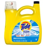 Tide Simply Clean & Fresh Liquid Laundry Detergent, Refreshing Breeze, 89 loads 128 fl oz. (89131)