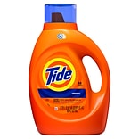 Tide Liquid Laundry Detergent, Original, 64 loads 92 fl oz. (08886)