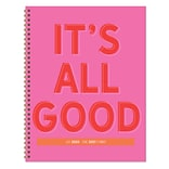 2020-2021 TF Publishing 8.5 x 11 Planner, Colorful, Its All Good (21-9743A)