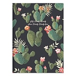 2020-2021 TF Publishing 7.5 x 10.25 Planner, Cacti Colors (21-4211A)