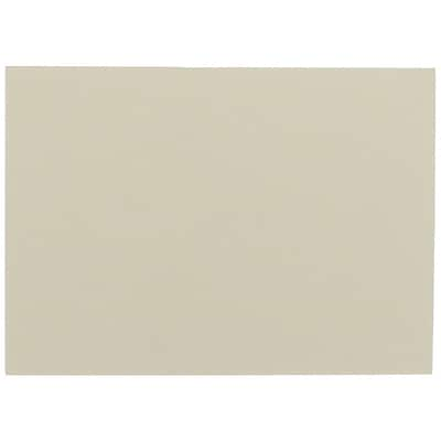 JAM Paper Smooth Personal Notecards, Ivory, 500/Box (0175960B)