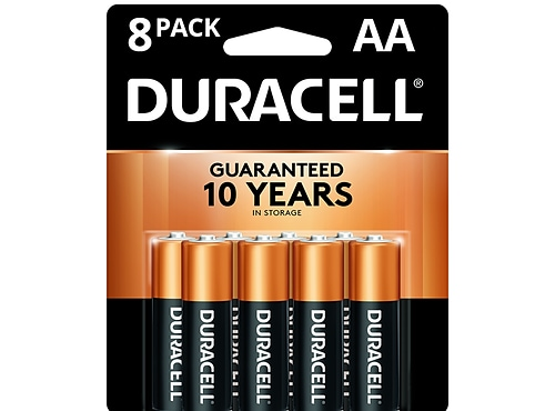 Shop all your AA batteries