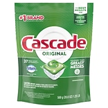 Cascade ActionPacs Dishwasher Detergent Pods, Fresh Scent, Pack of 37 (80676)