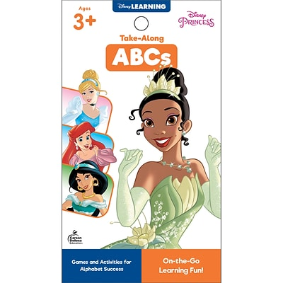Disney Learning My Take-Along Tablet, Paperback Activity Pad ABCs (705374)