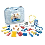 Learning Resources Pretend & Play Doctor Set, 19 Pieces (LER9048)