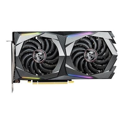 MSI G166SGX GTX 1660 SUPER GAMING X HDMI PCI Express 3.0 6GB Video