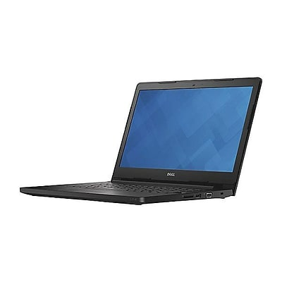 Dell™ Latitude 6VY0R 14 3000 3470 14 Notebook, LED-LCD, Intel Core I5-6200U, 500GB HDD, 4GB RAM, WIN 10 Pro, Black