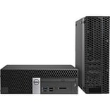 Dell™ OptiPlex 7050 SFF Intel Core i7-7700 500GB HDD 8GB RAM WIN 10 Pro Desktop PC with Intel HD Gra