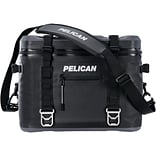 Pelican Elite Soft Cooler, 24 Can (SOFT-SC24-BLK)