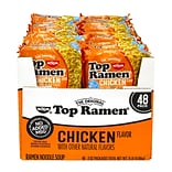 Nissin Top Ramen Noodle Soup Chicken Flavor, 48 Count (220-00738)