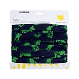 Bioworld Minecraft Gaiter Face Mask, Youth, Creeper Print (GA9NPVMNC00IR00)