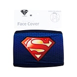 Bioworld Superman Cloth Face Mask, Adult (MK9LT6SPM00IR00)