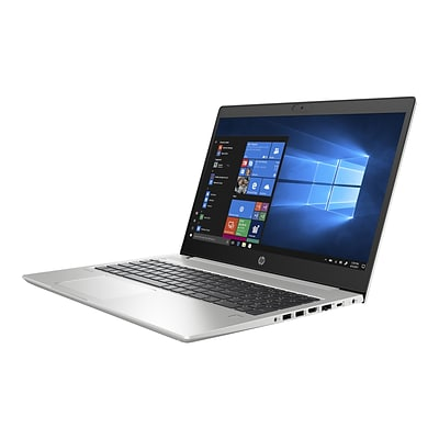 HP ProBook 445 G7 14 Notebook, AMD Ryzen 5 4500U, 8GB Memory, 256GB SSD, Windows 10 Pro (3H665UT#ABA)