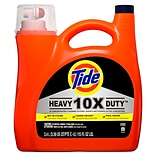 Tide 10x Heavy Duty Laundry Detergent, 115 fl oz.  (82081)