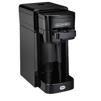 Hamilton Beach Proctor Silex 10 oz. Single-Serve Coffee Maker, Black (49961)