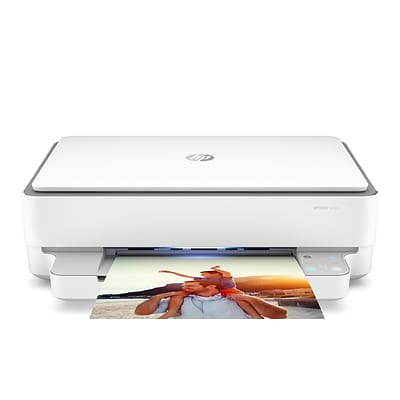 HP ENVY 6055 Wireless Color Inkjet All-in-One Printer, HP Instant Ink Ready (5SE16A)