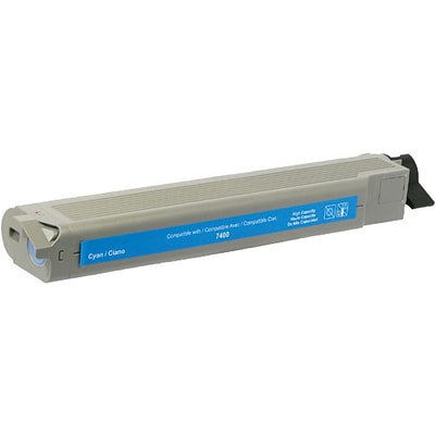 Quill Brand Remanufactured Xerox 106R01077 Cyan Toner Cartridge (100% Satisfaction Guaranteed)
